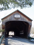 Bartonsville Covered Bridge February 2005